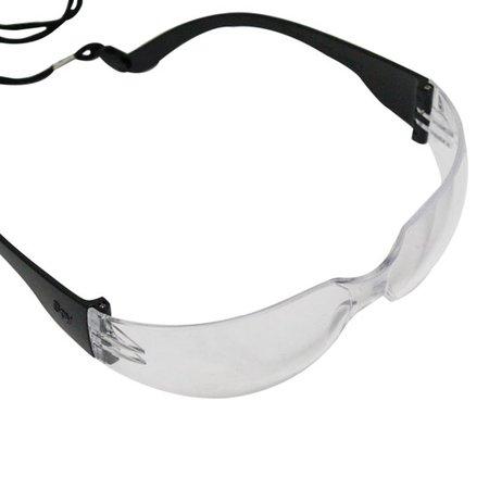 óculos de segurança spy com lente incolor