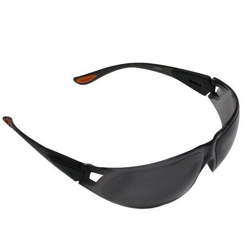 óculos de segurança runner com lente cinza