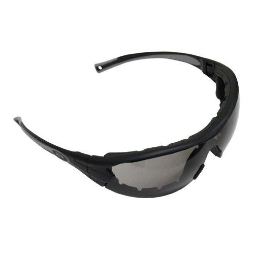 óculos de segurança militar delta com lente cinza