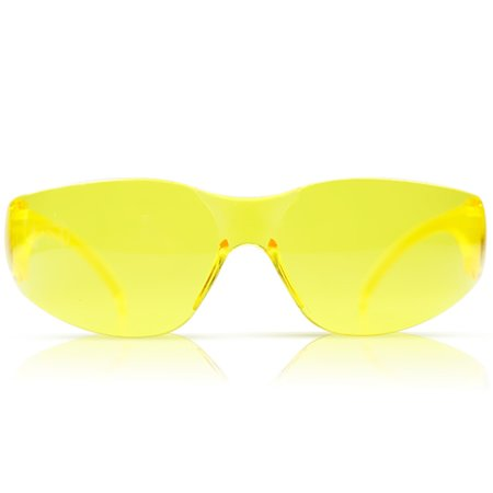 óculos super vision âmbar