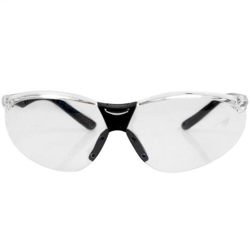 óculos de segurança cayman com lente incolor anti embaçante