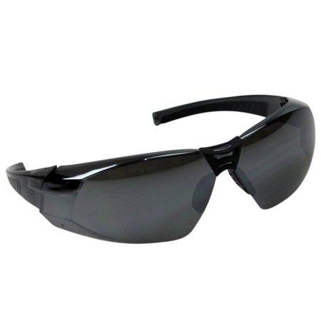 óculos de segurança cayman sport com lente cinza anti embaçante