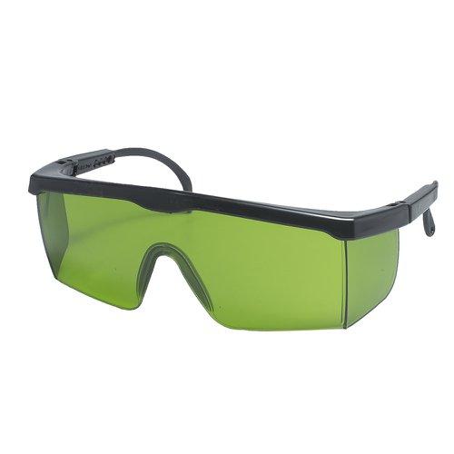 óculo de proteção verde- rj