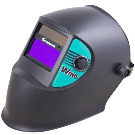 máscara de auto escurecimento wind