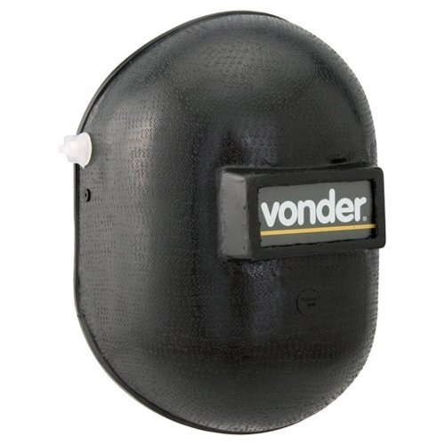 máscara para solda com visor fixo