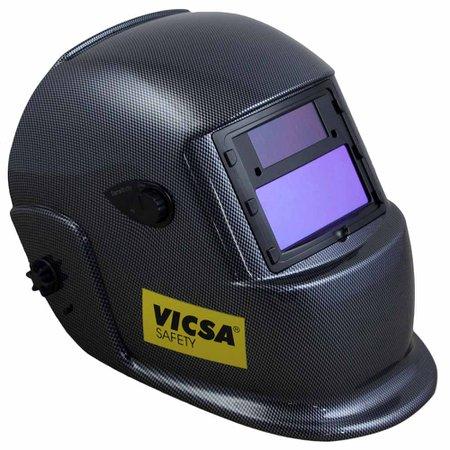 máscara de solda com escurecimento automático optech