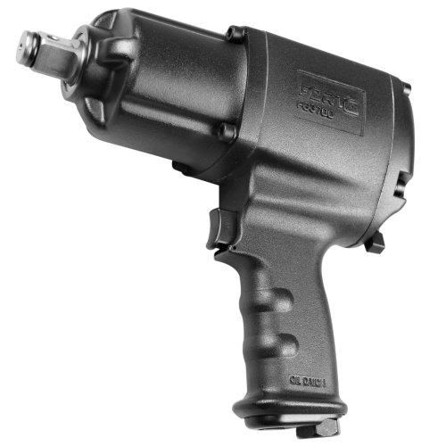 chave parafusadeira de impacto pneumática com eixo de 3/4 pol. curta 1.200 n.m