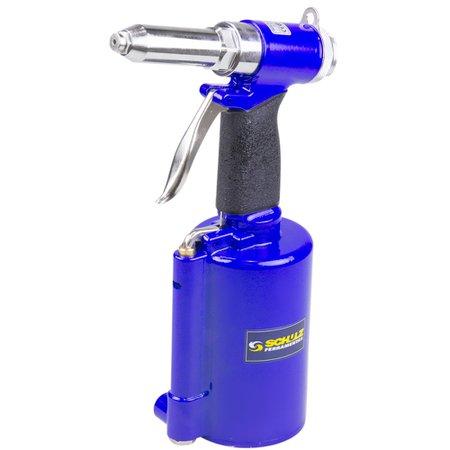 Rebitador Pneumático Schulz 1/4 Azul Sfr1400