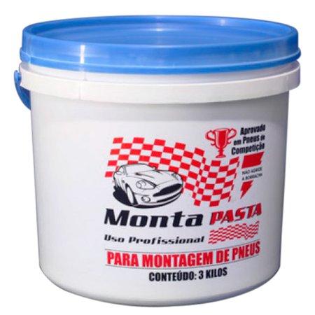 balde 3kg de pasta para montagem de pneus