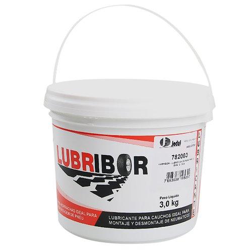 lubrificante para pneus com balde de 3 kg