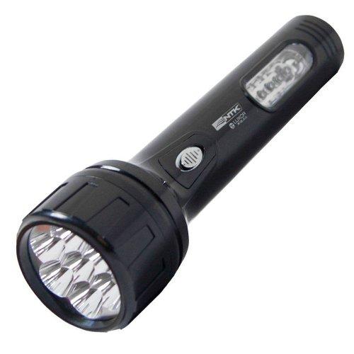 lanterna e lampião de mão recarregável luxor