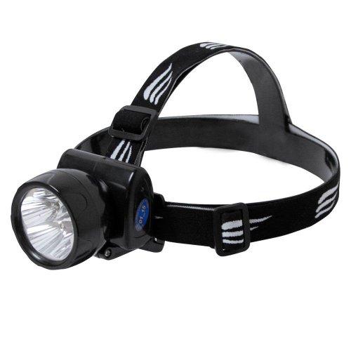 lanterna de cabeça recarregável fênix