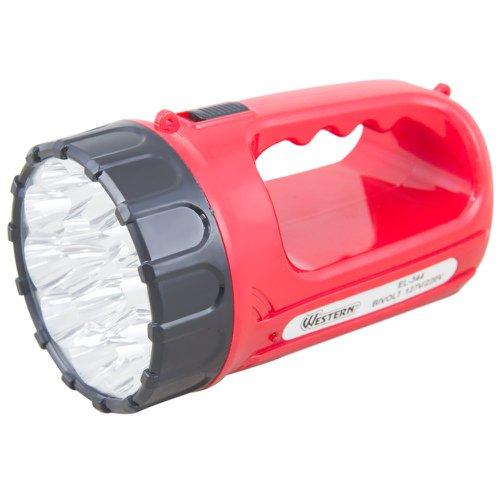 lanterna recarregável de 15 leds