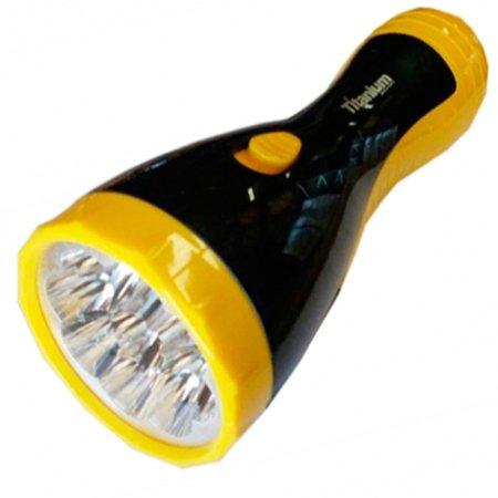 lanterna de 15 leds recarregável bivolt
