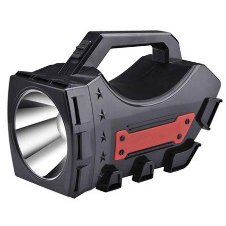 lanterna holofote portátil recarregável 1,5w bivolt
