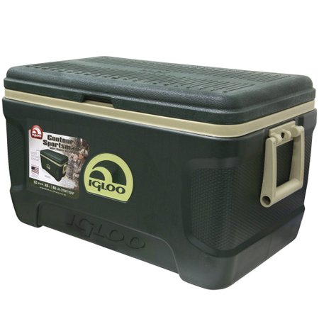 caixa térmica contour sportsman 49 litros