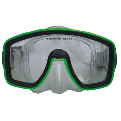 máscara de mergulho lente única rocket