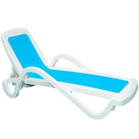 espreguiçadeira cancún azul