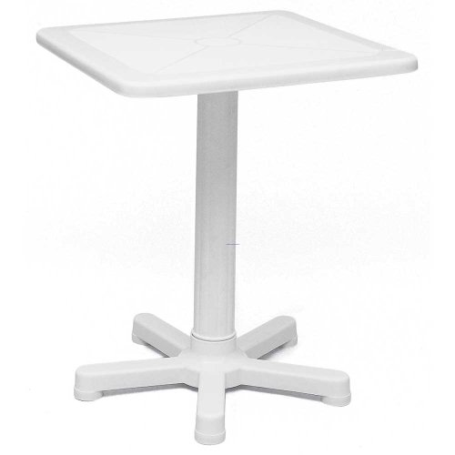 mesa quadrada itaparica branca