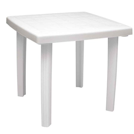 mesa quadrada ilheus branca