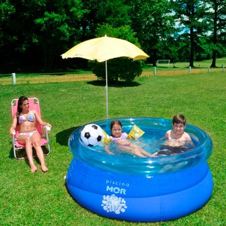 piscina splash fun 1400 litros