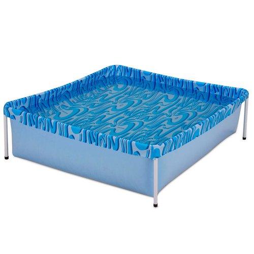 piscina infantil 1,15m x 1,06m x 33cm 400 litros