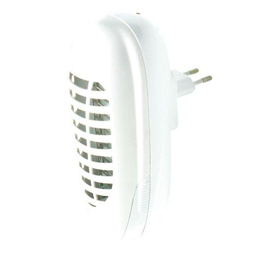 mata insetos elétrico compact branco 110v
