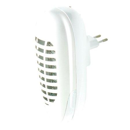 mata insetos elétrico compact branco 220v