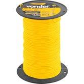 Fio de nylon 2,0 mm x 500 m redondo VONDER