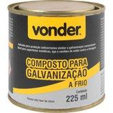 Composto para galvanização a frio 225 ml VONDER