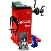 Kit Balanceadora Manual de Rodas Máquinas Ribeiro MR50V + Chave de Impacto Pneumática + Macaco Hidráulico 16T - MAQUINAS RIBEIRO-K288
