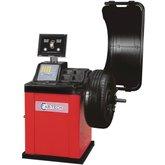 Balanceadora Motorizada Vermelho Monofásica - CAR-TECH-CT-490