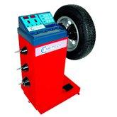 Balanceadora de Rodas de Acionamento Manual Vermelho Monofásico - CAR-TECH-CT200