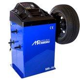 Balanceadora Motorizada Azul 10 a 24 Pol. Monofásica