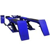 Rampa de Alinhamento Pantográfica Azul 4000kg - MAQUINAS RIBEIRO-MR40R-A