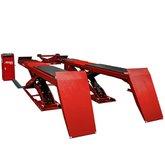 Rampa de Alinhamento Pantográfica Vermelha 4000kg - MAQUINAS RIBEIRO-MR40R-V