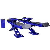 Rampa de Alinhamento Pantográfica Azul 4500kg - MAQUINAS RIBEIRO-MR45R-A