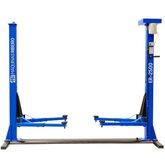 Elevador Automotivo Monofásico Azul de 2,5 Toneladas
