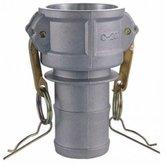 Acoplador Camlock Alumínio Tipo C 1.1/4 x 1.1/4 Pol.