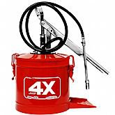 Bomba Manual para Graxa com Reservatório para 7 Kg - HYDRONLUBZ-8484