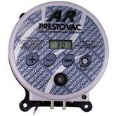 Calibrador de Pneus 05 a 150 PSI 220V 3.1/2 Pol. Dígitos - PRESTOVAC-02