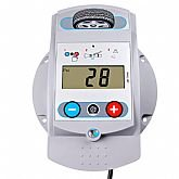 Calibrador de Pneus Eletrônico Garagem 4 - 145 PSI 220V