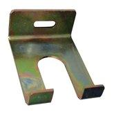 Suporte Encaixe Tipo U de 13 mm para Painel de Ferramenta