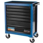 Carro para Ferramentas Azul com 7 Gavetas - TRAMONTINA PRO-44950211