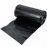 Lona Plástica Preta em Bobina 4x50 Metros - PLASITAP-10456PT