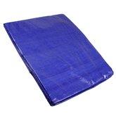 Lona Azul Impermeável de Polietileno 5 x 4 m - LEETOOLS-671378