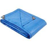 Lona de Polietileno Azul 12 m x 10 m - VONDER-61.29.121.000