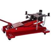 Macaco Hidráulico Vermelho para Caixa de Transmissão 1 Tonelada - MAQUINAS RIBEIRO-MR3101V