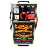 Carregador de Baterias 12V 50A  Bivolt - MEGA-MEGA125085AV