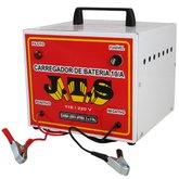 Carregador de Bateria 10A 12/24V Portátil - J.T.S-025